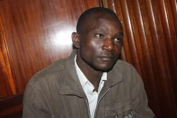 Meet the Kisii man who killed Nairobi woman on their first date after meeting her on Facebook (photos)