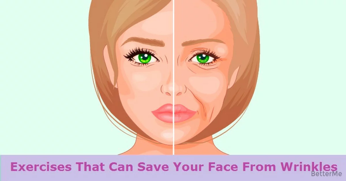 Check Out Some Exercises That Can Save Your Face From Wrinkles