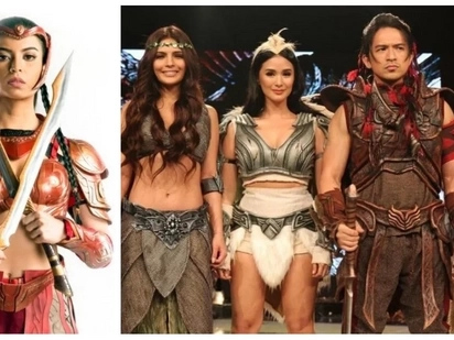 Are the 'Encantadia' Sang'gres going to appear in 'Mulawin vs. Ravena'? Glaiza de Castro has an answer to that!