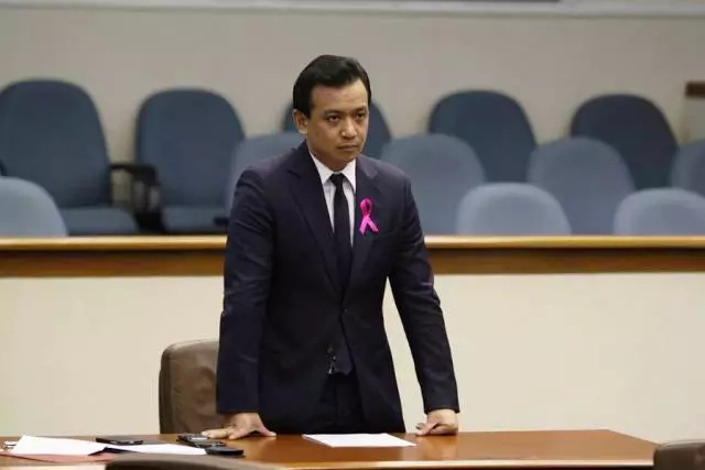 Trillanes is 16th Congress' top performer