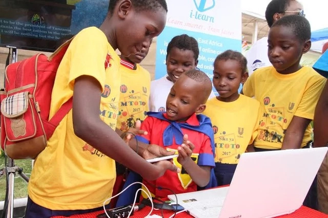 Genius! Tanzanian boy, 6, creates superhero Android app and computer learning game