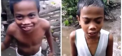 This young Pinoy's English translation will make you laugh real hard...watch the video!