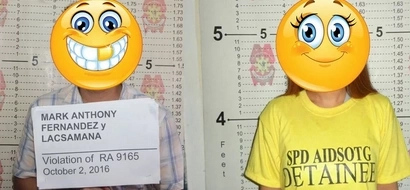 6 outrageous mug shots of celebs arrested in Duterte's drug Armageddon