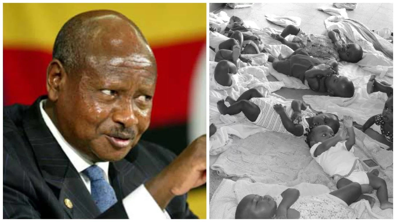 Woman, 73, has delivered over 7500 babies and earned President Museveni's respect (photos)