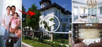 You won't believe how beautiful Cristine Reyes' newly-renovated home in Cavite is! Check out the video & photos of her stunning house!
