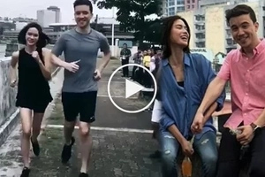 Goodbye #Danrich! Hello #Jorich? Erich Gonzales finally finds the better guy in Arjo Atayde as she describes him as, 'Iba siya?'