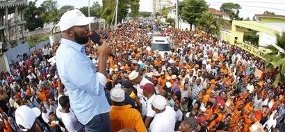 Joho athibitisha kweli ndiye Sultan wa Mombasa (PICHA)