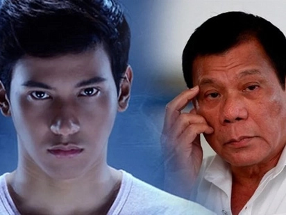Did Enchong Dee just call President Duterte a 'liar'?