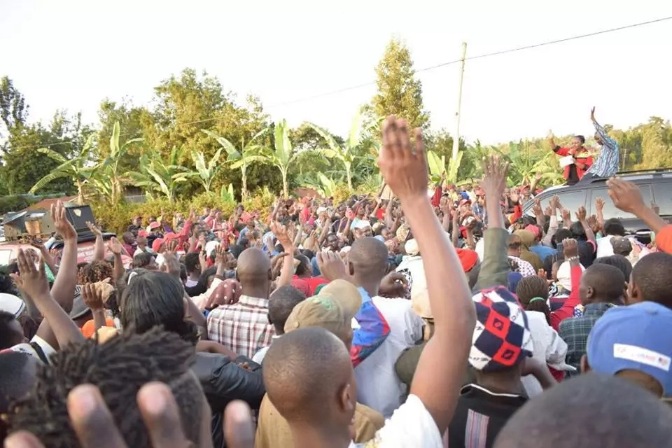 Waiguru explains why she missed the Kirinyaga gubernatorial debate