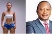 Nataka Uhuru anioe kama mke wa pili-sosholaiti afunguka
