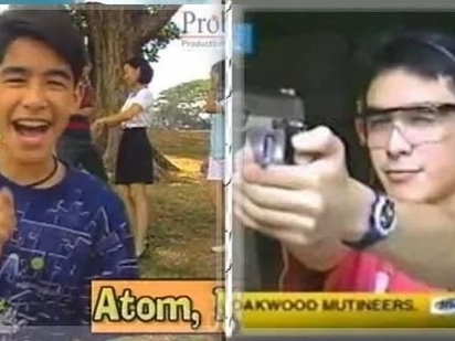 Atom Araullo as Kapuso to Kapamilya to Kapuso again?