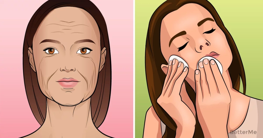 Your face can age sooner than you expect if you don't take care of it