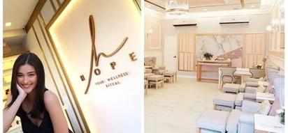 Nakaka-relax talaga! Liza Soberano's wellness center is the new sanctuary in the city