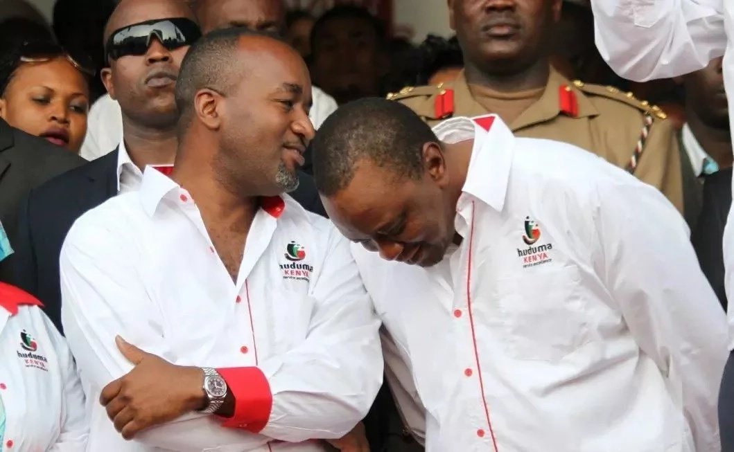 Uhuru is proving to Kenyans that he is not worth being the President – Senator