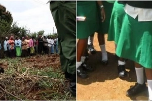 Body of a schoolgirl discovered near her home in Murang'a, police UNCOVER very disturbing details