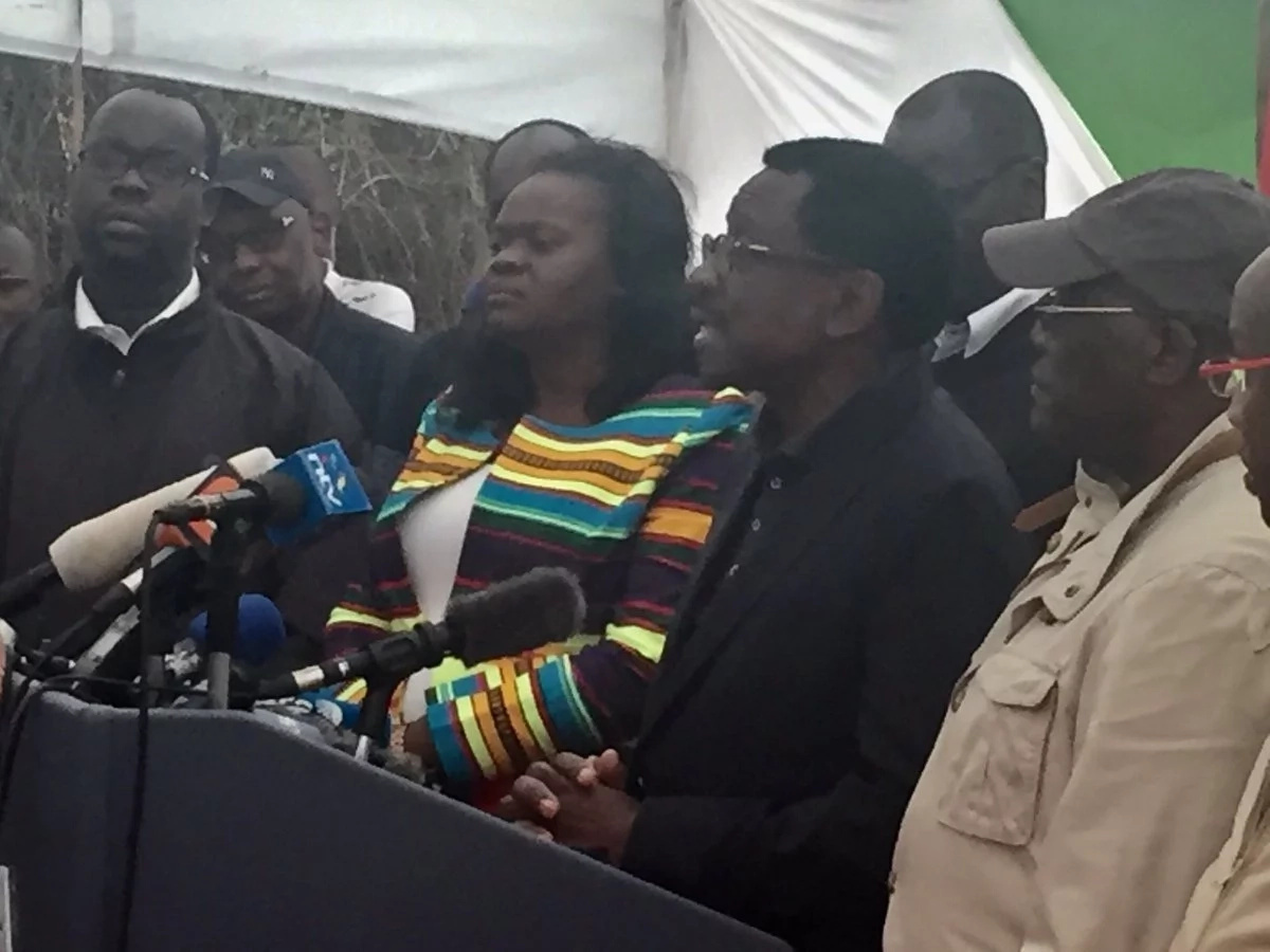 NASA speaks after police allegedly shot dead anti-Jubilee protesters