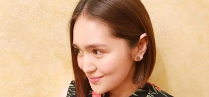 Coleen Mendoza trades her long silky hair for a short 'do