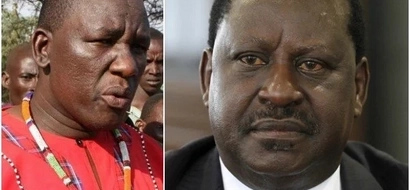 More heat on Raila as the community he was 'defending' turn on him