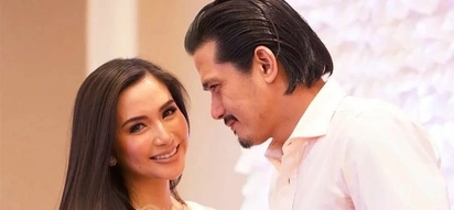 Sana maawa na sila! This is how Robin Padilla comforts Mariel while waiting for his U.S. Visa