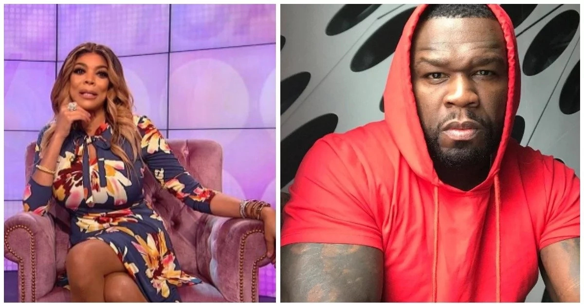 50 Cent tells off Wendy Williams that her husband 'deserves a side chick'