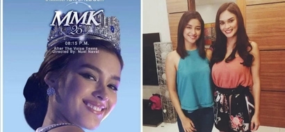 Liza Soberano shares heartwarming message for Pia Wurtzbach after portraying her story in 'Maalaala Mo Kaya'