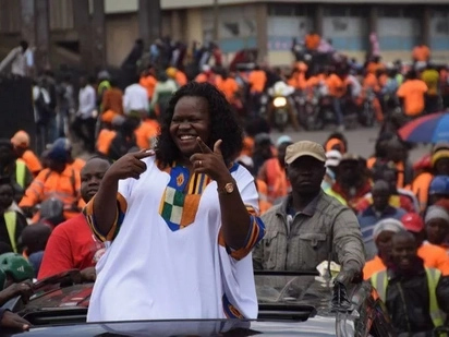 I have paid the ultimate price for supporting Raila Odinga-Homa Bay Woman Rep Gladys Wanga