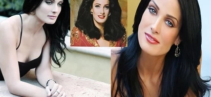 Former Miss Universe Dayanara Torres back in PH's showbiz!