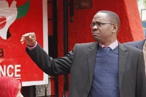 Uhuru's party Secretary General joins Raila's team