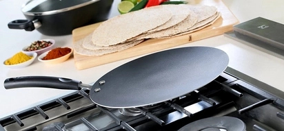 The secret to cooking soft chapati