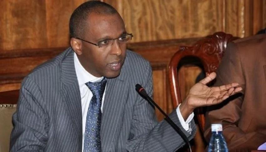 Miguna Miguna is a nobody in Kenyan politics - Lawyer Ahmednassir