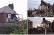 Woman survives house explosion only because fridge fell on top of her