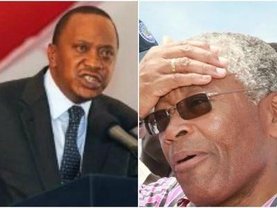 Rais Uhuru AKERWA na ukosefu wa SHUKRAN wa aliyekuwa mdogo wake, ampa onyo hatari