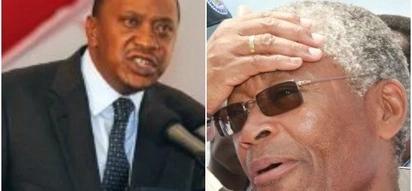 Uhuru Kenyatta threatens to EXPOSE the EVILS of former powerful CS