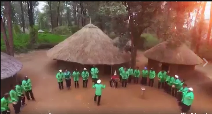 Why this UhuRuto campaign song has sharply divided Central Kenya(video)