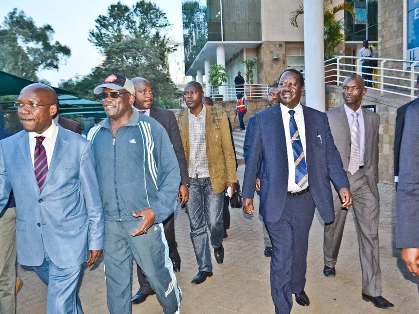 Raila explains more reasons for his withdrawal from repeat election