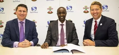 Sportpesa does it again but with Victor Wanyama's former club