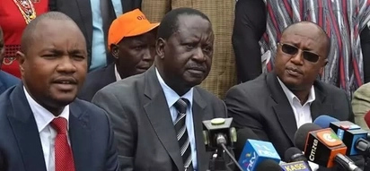 How Jubilee compromised the electronic and print media- Raila (video)