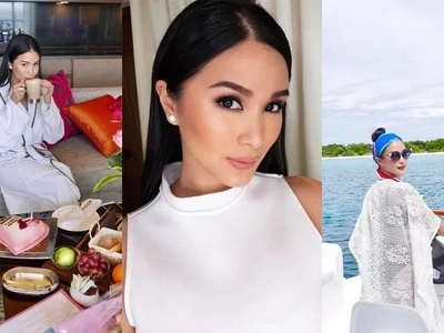 8 proofs that Heart Evangelista is ridiculously rich