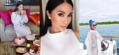 8 times Heart Evangelista proves she is ridiculously RICH!