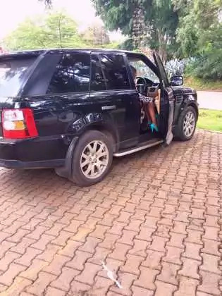 Ebru TV news anchors shows off her expensive ride