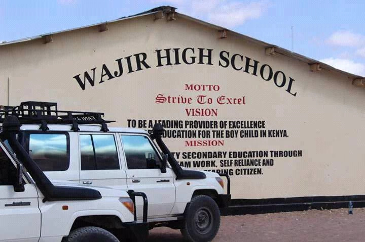 Students arrested in Wajir in latest school fires incident