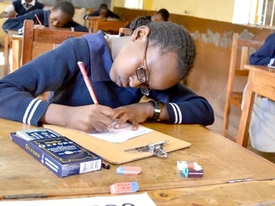 Cabinet Secretary to take son on a worldwide tour for scoring 428 marks in KCPE