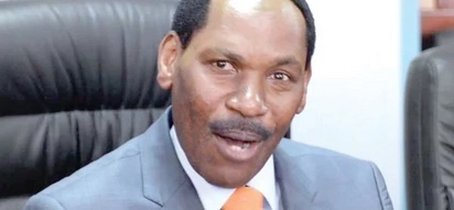 Moral police boss Ezekiel Mutua selected for envious award and he can't keep calm