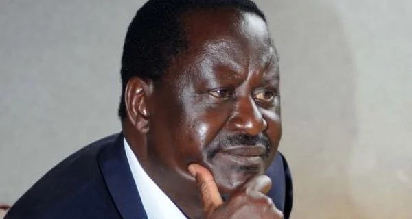 Ballot paper printing with Raila on at 90% progress-IEBC
