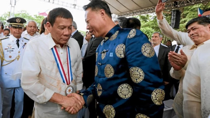 Duterte's China meeting could give rise to concessions over Scarborough Shoal