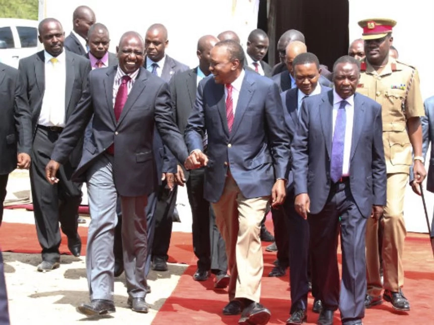 Statehouse cancels Uhuru Kenyatta's US trip at the last minute
