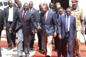 Hawa ndio watu 7 watakaoendesha kampeni ya Uhuru Kenyatta 2017 (picha)