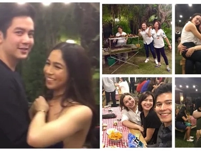 Marjorie Barretto shares the private celebration details of Julia Barretto's 20th birthday with family and friends.