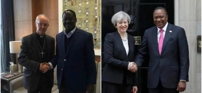 TUKO.co.ke unveils all the world powerful leaders Uhuru and Raila have met in the past 12 months