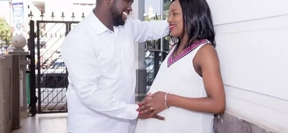 Kawira of Papa Shirandula announces pregnancy in stunning photos on her 3rd wedding anniversary